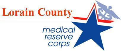 Lorain County Medical Reserve Corps Logo